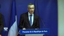 """Attaque au Louvre: François Molins, procureur de Paris, évoque """"une action terroriste"""""""