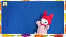 Ten Little Indians Nursery Rhyme | Popular Number Kids Toy Nursery Rhymes & Songs For Children