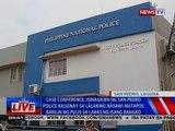 Case conference, isinagawa ng Police kaugnay sa lalaking nasawi nang barilin ng pulis