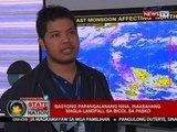 Bagyong papangalanang Nina, inaasahang   magla-landfall sa Bicol sa pasko