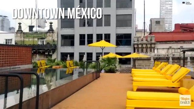 Increíbles hoteles para desayunar en la ciudad de México
