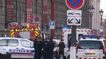 Louvre attack being investigated as terrorism