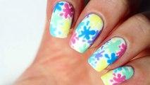 Nail art facile  - taches de peintures!-B-Nbj8qA0co