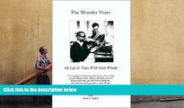 PDF [DOWNLOAD] The Wonder Years: My Life   Times With Stevie Wonder Ted Hull READ ONLINE