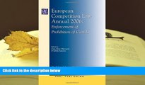 PDF [DOWNLOAD] European Competition Law Annual 2005: The Interaction between Competition Law and