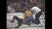 MS1 vs Sangre Chicana (CMLL 1984 Hair vs Hair)