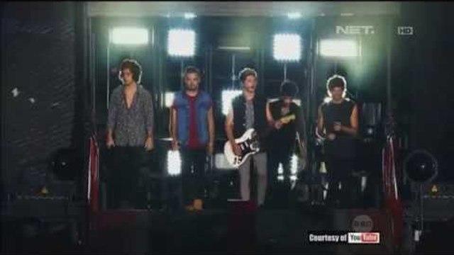 One Direction rilis Full Trailer Where We Are Tour