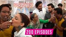 Team Ishqbaaz ROCKING 500 Episodes CELEBRATION - video