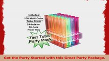 Test Tube Party Pack100 Tube SHOTZ 24hole rack 39b81671
