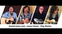The 4 Must know Beautiful  chords 'The Beatles Inspired' (BONUS  Rhythm Fills & Solo)-rPdkqwOApho