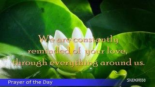Good Morning Prayer _ Lets have a moment... _ Morning Prayer Catholic _ Eternal Grace-bIE-zSmM8_w
