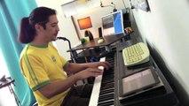 École de musique Piano La Possession La Réunion