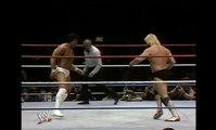 WWE WrestleMania 1 - Matt Borne vs. Ricky Steamboat
