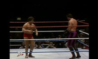 WWE WrestleMania 1 - Brutus Beefcake vs. David Sammartino