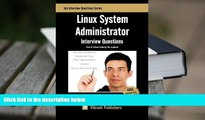 PDF [DOWNLOAD] Linux System Administrator Interview Questions You ll Most Likely Be Asked Vibrant