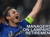 World managers united in Lampard praise