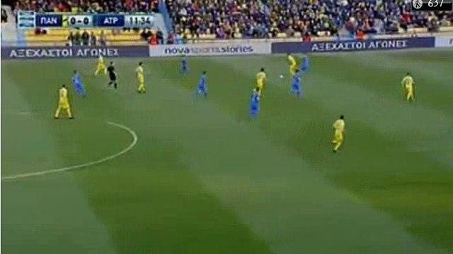 Marko Markovski Goal HD - Panetolikos 1-0 Atromitos 04.02.2017
