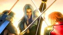 Angeal vs. Genesis vs. Sephiroth