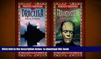PDF [DOWNLOAD] Dracula   Frankenstein: Slip-case Edition (Perfect partners) FOR IPAD
