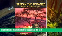 BEST PDF  TARZAN THE UNTAMED {Uanbridged MP3-CD] by Edgar Rice Burroughs (Tarzan Series, Book 7),