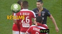 Stade Brestois 29 - FC Sochaux-Montbéliard (2-0)  - Résumé - (BREST-FCSM) / 2016-17