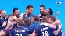 Résumé Finale France Norvège par Quotidien - Mondial handball 2017 - 30/01/2017
