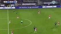 0-1 Jetro Willems Goal HD - AZ Alkmaar 0-1 PSV Eindhoven - 04.02.2017 HD