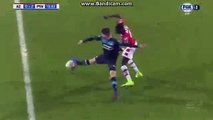 Jetro Willems Goal HD - AZ Alkmaar 0-2 PSV Eindhoven - 04.02.2017 HD