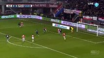 Jetro Willems Goal HD - AZ Alkmaar 0-1 PSV Eindhoven 04.02.2017 HD