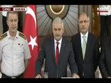 Başbakan Binali Yıldırım darbe girişimi sonrası açıklama yaptı