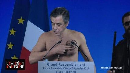 Les Hotus tapent l'incruste : François Fillon - Émission d'Antoine du 04/02 - CANAL+