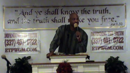THIS IS AN URGENT, MUST WATCH MESSAGE FOR ALL BLACK HEBREW ISRAELITES [Part 2 of 2]