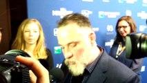 Bouli Lanners reçoit le Magritte du meilleur réalisateur