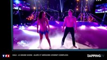 DALS - Le Grand Show : Alizée et Grégoire Lyonnet plus complices que jamais ! (Vidéo)