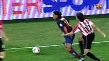 Barcelona relembra momentos mágicos de seu novo embaixador Ronaldinho Gaúcho