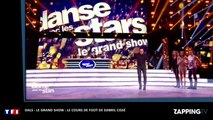 DALS - Le Grand Show : Djibril Cissé donne un cours de foot à Jean-Marc Généreux ! (Vidéo)