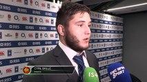 """XV de France - Baille: """"Ce match était à notre portée"""""""