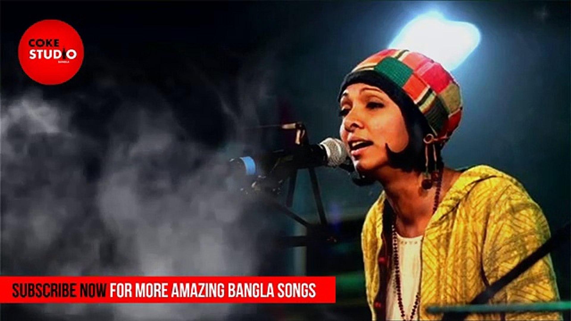 Tomay Hrid Majhare Rakhbo ( হৃদ মাঝারে ) ft  Anusheh Anadil - Coke Studio  Bangla Song 2016