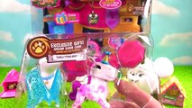 Huge Animal Jam Toy Opening! Blind Boxes Magic Horse & Club Geoz Dance Party