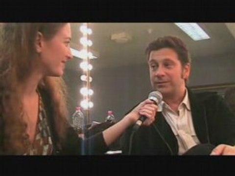 Laurent GERRA interview