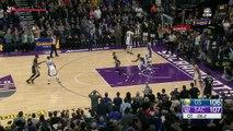 Stephen Curry Blows the Easy Game-Winner  Warriors vs Kings  February 4, 2017  2016-17 NBA Season