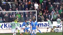 Keith Watson Goal HD - St. Johnstone 1-1 Celtic 05.02.2017