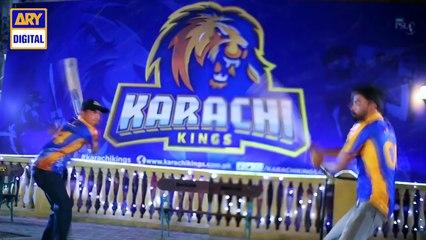 Dhan Dhana Dhan Hoga Re - Karachi Kings Official Song Of PSL 2017 - Shehzad Roy