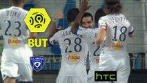 But Enzo CRIVELLI (35ème) / Montpellier Hérault SC - SC Bastia - (2-1) - (MHSC-SCB) / 2016-17