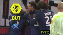 But Thiago SILVA (81ème) / Dijon FCO - Paris Saint-Germain - (1-3) - (DFCO-PARIS) / 2016-17