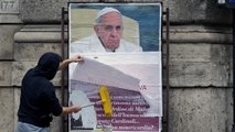 """Guerra"" entre Papa e Ordem de Malta chega às ruas de Roma"