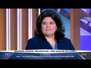 Raquel Garrido invitée à LCI Soir le 04/02/20107
