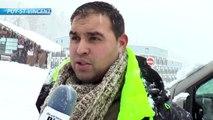 Hautes-Alpes : Les vacanciers en difficultés pour monter à la station de Puy-Saint-Vincent !