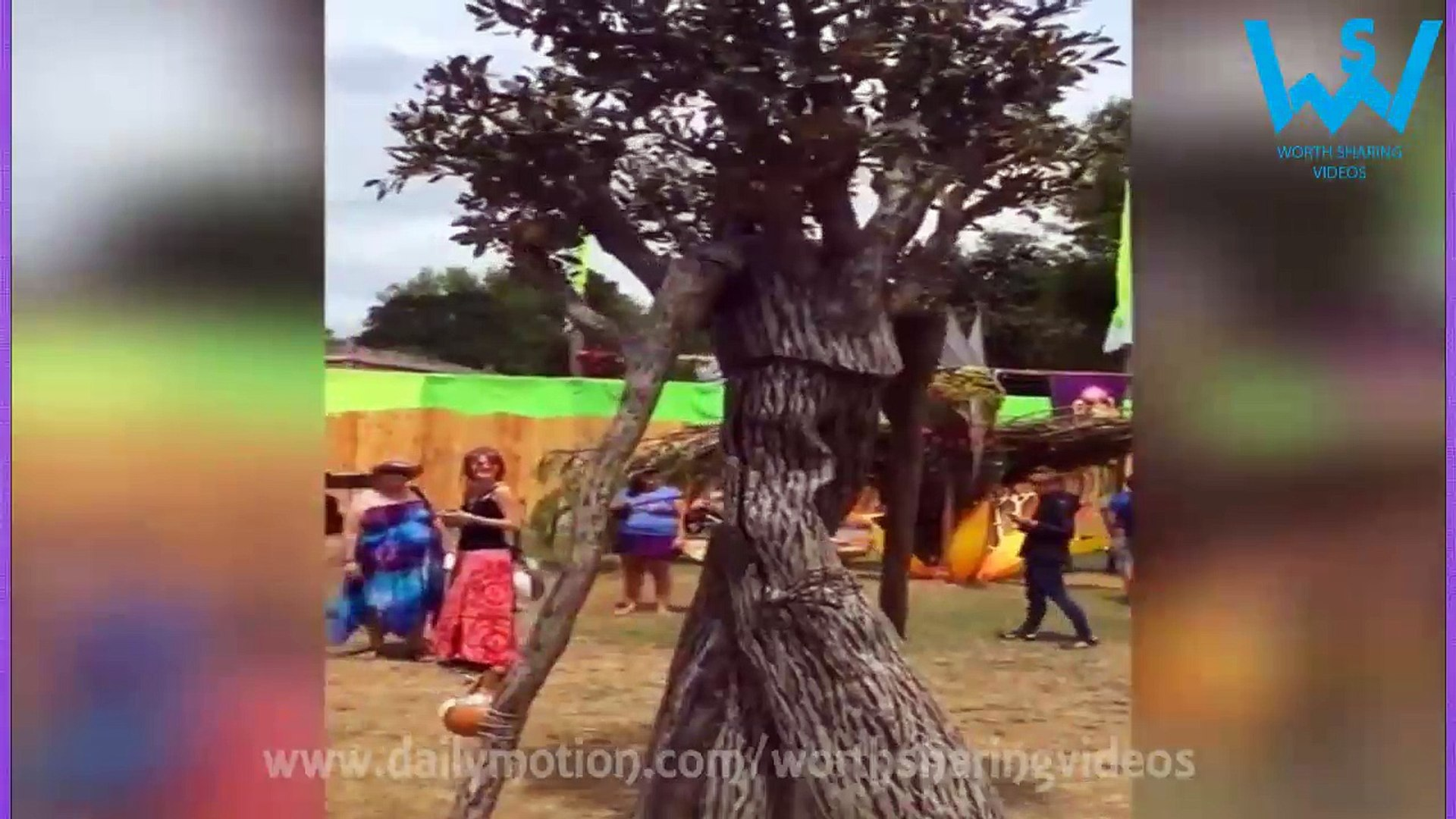 Guardians of the galaxy GROOT in real life