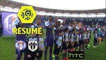 Toulouse FC - Angers SCO (4-0)  - Résumé - (TFC-SCO) / 2016-17